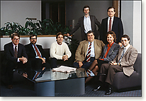 Microsoft Apps Div Management circa 1989