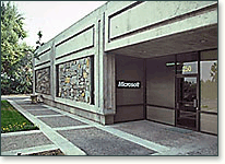 Microsoft Sunnyvale, 1987 (formerly Forethought)